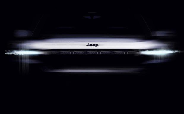 曝广汽菲克阵容 Jeep云图/新款自由光等