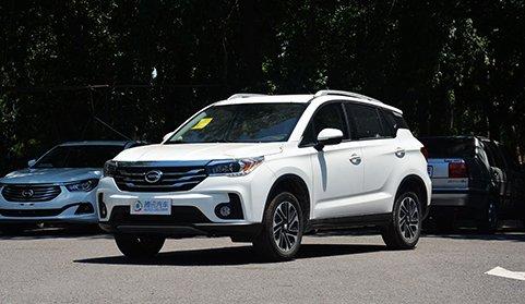 小家庭的第一辆车 10万元购自主紧凑SUV