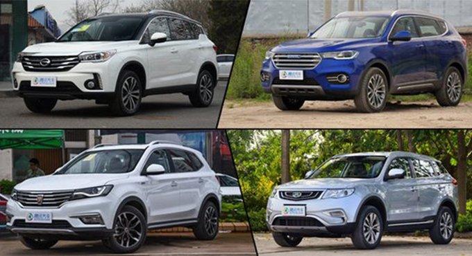 [导购]10万预算 畅销自主SUV降幅达2.38万