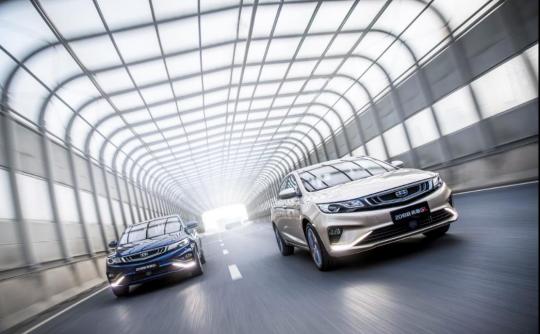 吉利汽车3月销量超12万辆,一季度销量38.6万辆,同比增长39%