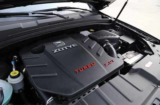 众泰T600运动版 2.0T操控完美体验