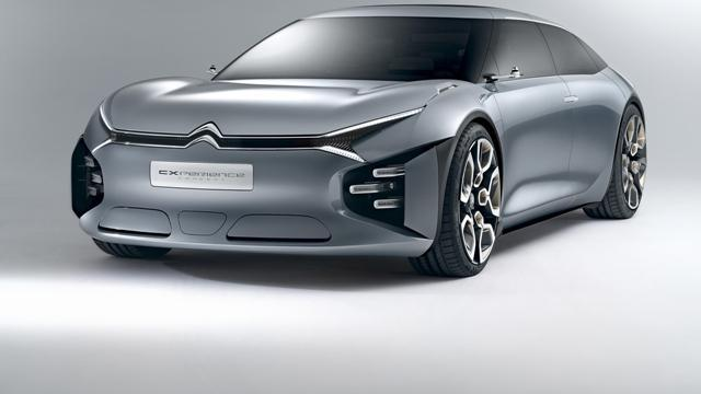 换代雪铁龙C5将改成两厢设计 科技感大提升