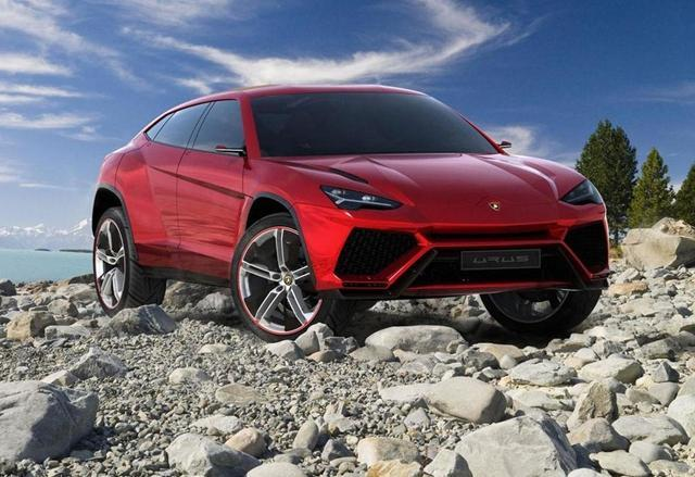 兰博基尼SUV将4月开始量产 确定命名为Urus