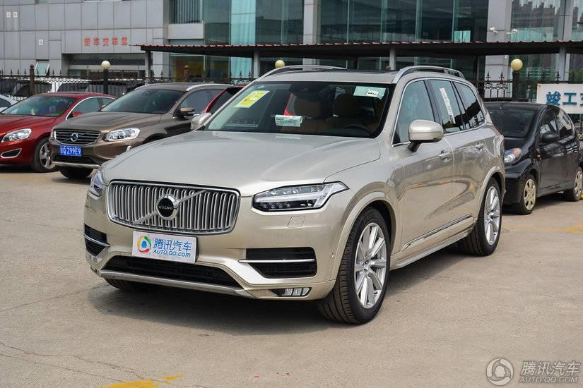 [腾讯行情]广州 沃尔沃XC90优惠高达18万