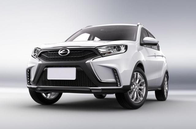 陆风E36正式定名陆风X2 上海车展发布