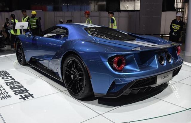 全新福特GT在华疑似售价曝光 或678万起