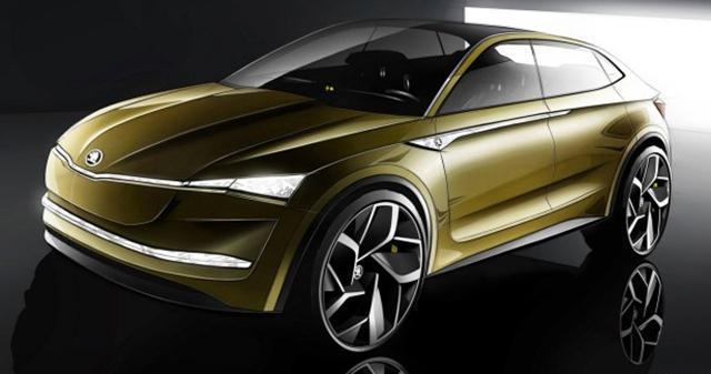 斯柯达4月17日首发两款新车 含国产全新车