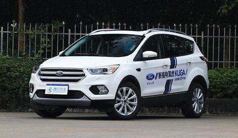优惠普遍过万 四款老牌合资SUV推荐