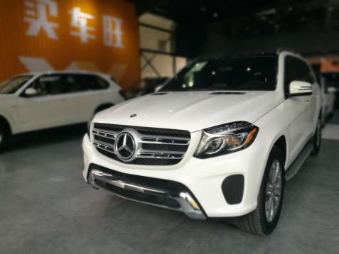 广东华兴名车告诉您:白色的奔驰GLS450好看吗?