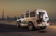 迪拜警车巴博斯B63S-700