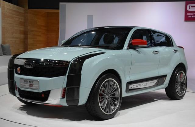 观致新车计划曝光 将推小型SUV/新款轿车