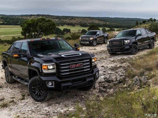 GMC SIERRA 2017款 2500HD All Terrain X