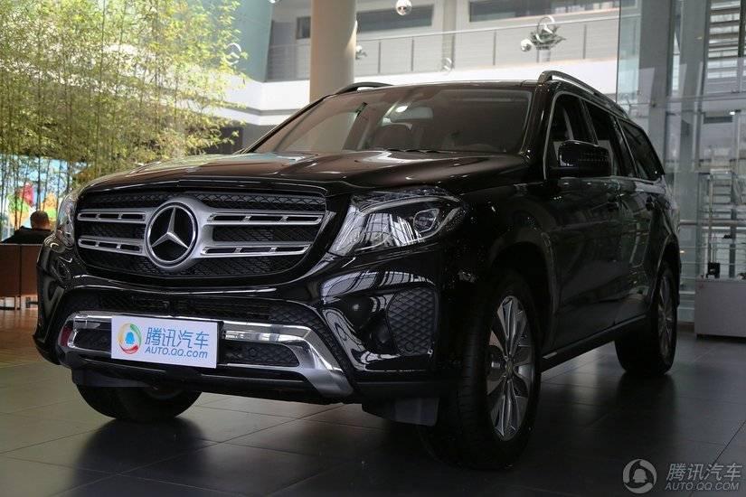 [腾讯行情]广州 奔驰GLS优惠高达14.78万