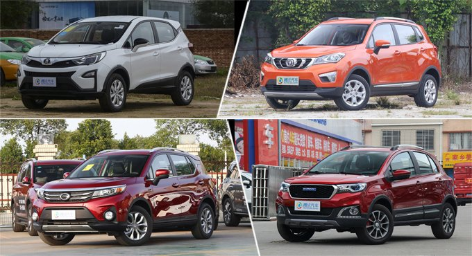 [导购]颜值出众品质不俗 自主品牌小型SUV推荐