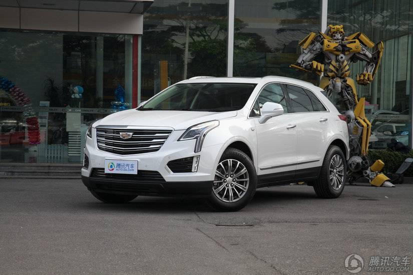 [腾讯行情]桂林 购凯迪拉克XT5让利8万元