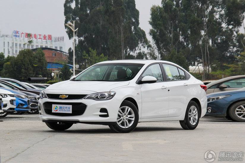 [腾讯行情]桂林 雪佛兰创酷购车直降2.1万
