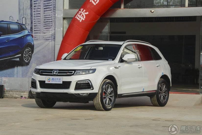 [腾讯行情]桂林 众泰T600购车优惠3000元