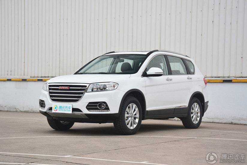 [腾讯行情]桂林 哈弗H6购车起售10.3万元