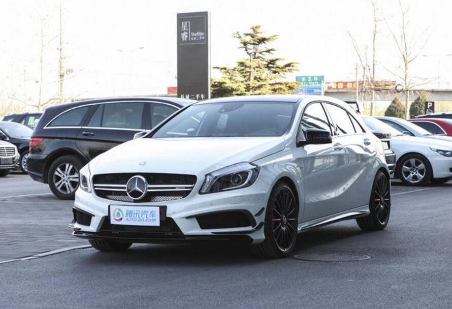 [腾讯行情]贵阳 奔驰A级AMG优惠6.5万元