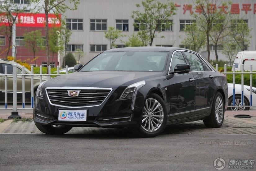 [腾讯行情]贵阳 凯迪拉克CT6优惠14.5万元