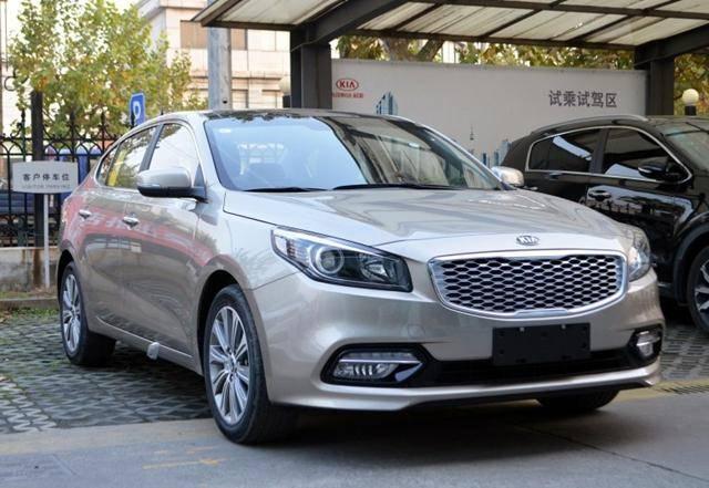 东风悦达起亚K4将推1.4T车型 拉低入门价格