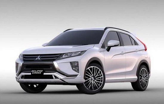 外观更具冲击力 三菱3款改装SUV官图发布