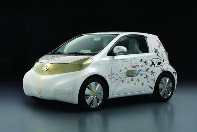 丰田研发全固态电池电动车 或2022年上市