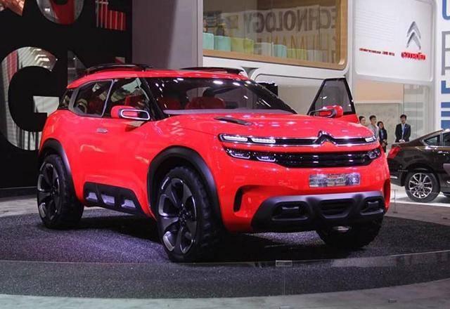 东风雪铁龙全新SUV或四季度发布 竞争途观L