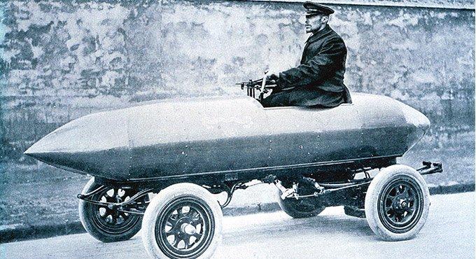 电动汽车的前世竟长这样 清朝时期就已出现