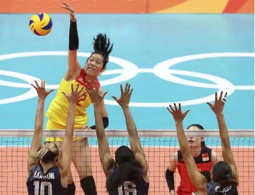 小组出线对阵巴西,中华V3预祝中国女排1/4决赛旗开得胜
