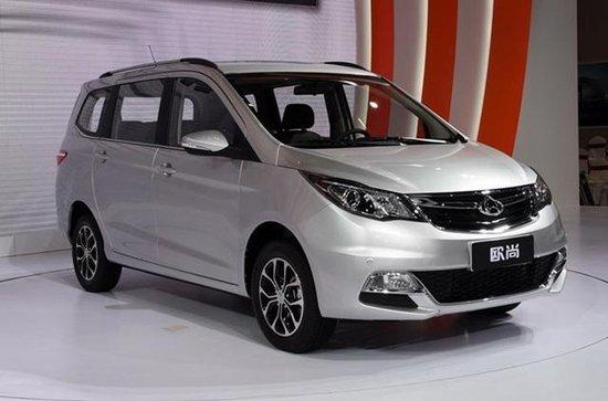 长安7座MPV欧尚或8月上市 竞争宝骏730