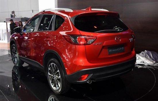 长安马自达新款CX 5配置曝光 6月上市高清图片