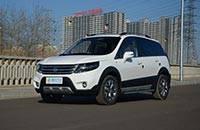 [腾讯行情]哈尔滨 景逸X5 综合优惠0.4万