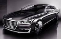 北京现代新瑞纳将今年10月投产 或搭1.4T