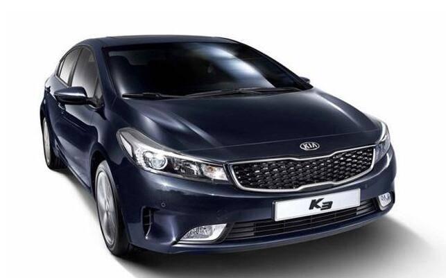 国产起亚新款K3将新增1.4T+7DCT版本车型