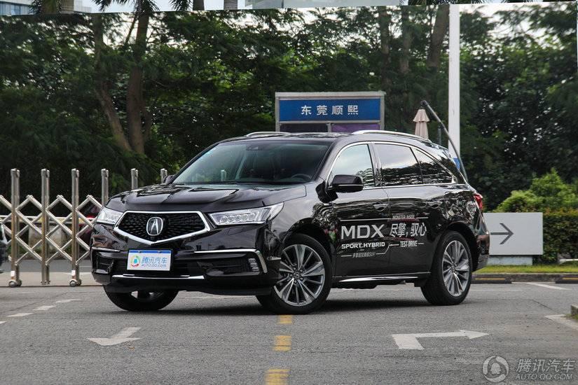 [腾讯行情]海口 讴歌MDX优惠8万 现车充足
