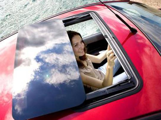 天窗的好处那么多 但是为啥老司机常不推荐