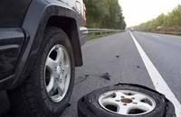 轮胎浇水降温会爆炸 调整好胎压避免隐患