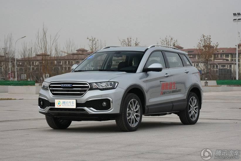 [腾讯行情]邯郸 哈弗H6 Coupe售价11.9万