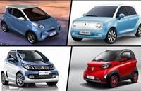 95后城市代步首选 微型新能源车推荐