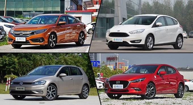 天生热血 大热的运动轿车你选谁?
