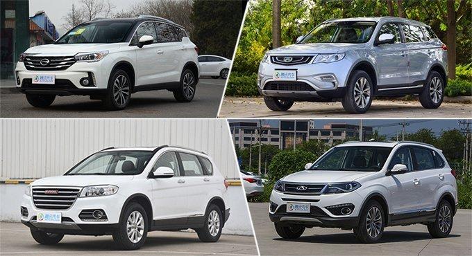 [导购]配置丰富动力强 12万自主紧凑型SUV推荐