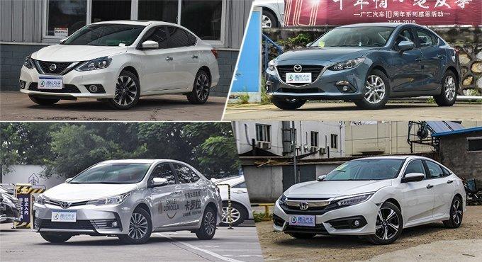 [导购]可靠性高油耗还低 10万元日系家轿推荐