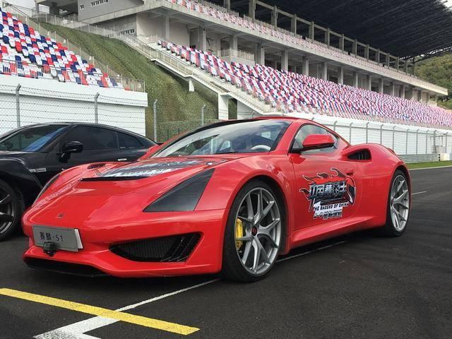 赛麟品牌正式在华发布 全新跑车S1亮相