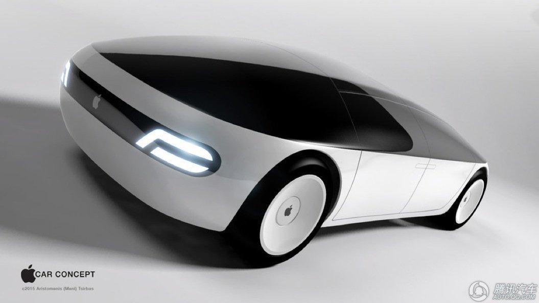 苹果秘密研发汽车 比赛作品酷似iPhone