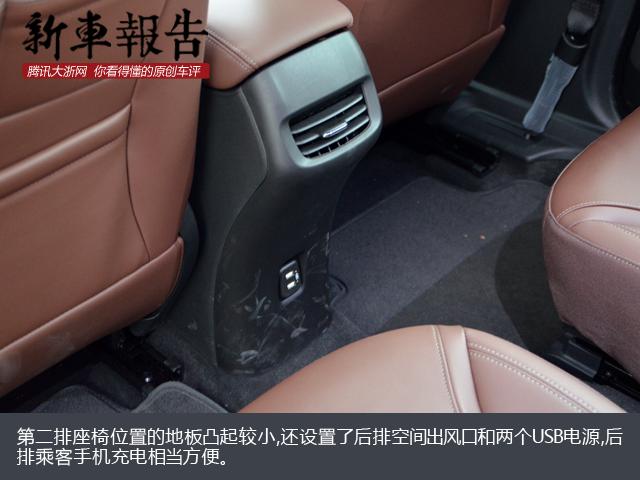 [新车报告]居家暖男 实拍别克Gl6 6座尊贵型