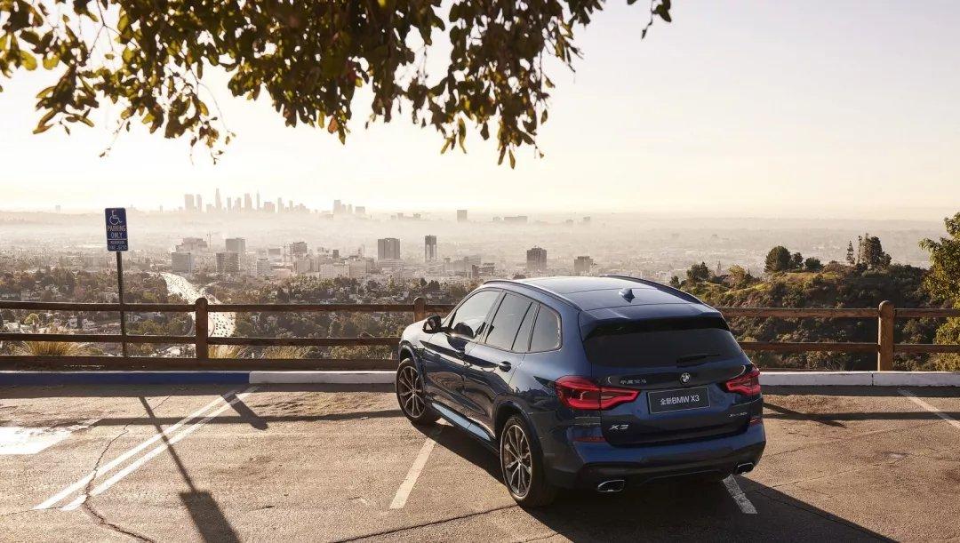 全新BMW X3,与你在爱和信任的道路上同行