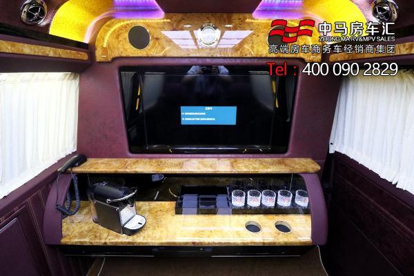 四驱7座大众T6商务车 豪华内饰可以越野!