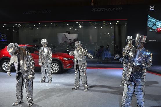 一汽马自达阿特兹/CX-4科技限量版上市