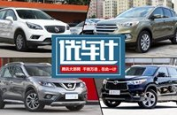 [选车计]底盘扎实油耗低 这种SUV浙江人最感兴趣